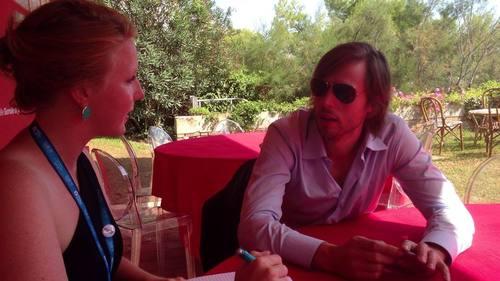 Simone Vos en Felix van Groeningen