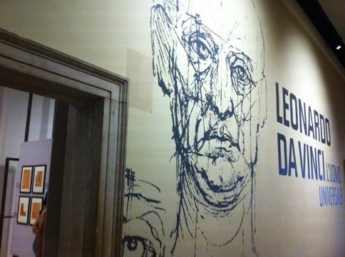 Tentoonstelling Leonardo Da Vinci