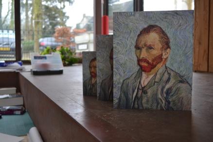 Atelier artist in residence