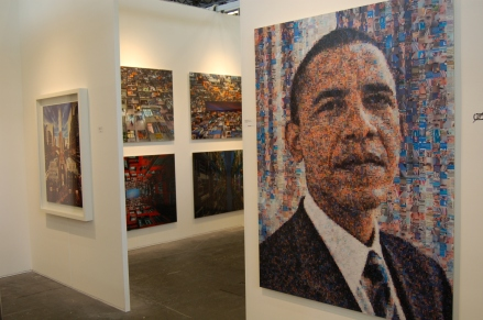 ARTITLEDcontemporary - Barack Obama foto Robert Silvers