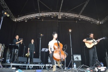 Gabriel Rios met band