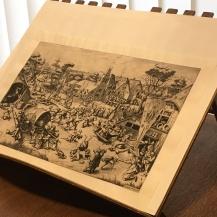 Schetsen Bruegel